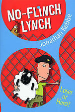 No-Flinch Lynch Kebbe, Jonathan Very Good Book