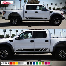 Decal Sticker Vinyl Side Stripe Kit for Ford Raptor SVT F 150 Grille Off Road