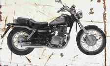 Honda CMX250 Rebel 1998 Aged Vintage SIGN A3 LARGE Retro