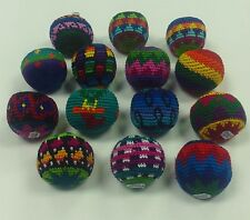 ORIGINAL HACKY SACK SAC KICK BALL FOOTBAG GUATEMALA 100% COTTON - priced for one