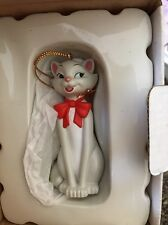 Disney Grolier Duchess Aristocats Christmas Decoration Ornament