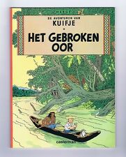 Tintin. Oreille cassée - néerlandais 1984 broché