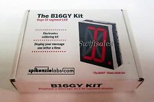 Spikenzie Labs SPL-R017010 B16GY LED Message Display Kit - New Sealed!