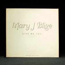 Mary J Blige - Give Me Du - promo ausgabe - musik cd EP
