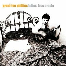 ~BRAND NEW~Ladies' Love Oracle by Grant-Lee Phillips (CD, Aug-2002, Zoe)~F/S US!