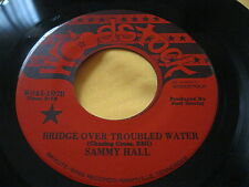 Rare Gospel Soul Funk 45: Sammy Hall on Sing - Put Your Hand In The Hand