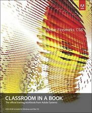 Adobe Fireworks CS6 Classroom in a Book (Classroom in a Book (Adobe))-ExLibrary