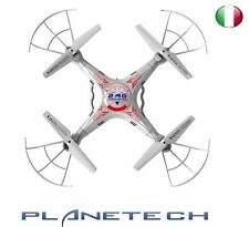 QUADRICOTTERO DRONE 2,4GHZ K 300 HAWK EYE UPGRADE EDITION CON LED TELECAMERA HD