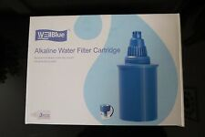 WELLBLUE ALKALINE WATER IONIZER REPLACEMENT FILTER CARTRIDGE, SET OF 3 *BLUE*