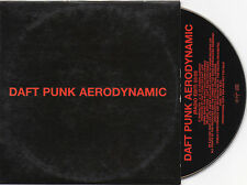 "DAFT PUNK ""AERODYNAMIC"" RARE PROMO CD SINGLE"