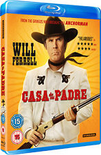 CASA DE MI PADRE - BLU-RAY - REGION B UK