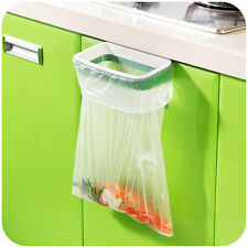 Upgrade Your Kitchen Garbage Bag Plastic Bracket—Kitchen Trash Storage Hanger