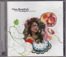 Clare Bowditch & The Feeding Set - What Was Left - CD (2005 EMI Australia)
