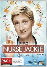 Nurse Jackie: Season 2 - Edie Falco DVD NEW