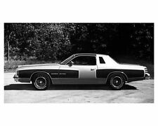 1977 Dodge Charger Daytona Factory Photo uc3643-7TTT4B