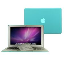 "3in1 Crystal TIFANY BLUE Case for Macbook Air 11"" A1370 + Key Cover + LCD Screen"