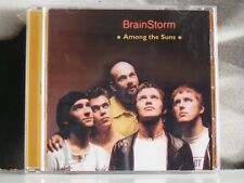 BRAINSTORM - AMONG THE SUNS - CD EXCELLENT+ 2000 MICROPHONE RECORDS