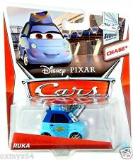 Disney Pixar Cars KMart Day 10 Airport Adventure Series 7 of 7 Ruka Chase!