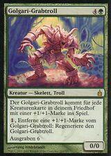 Golgari-Grabtroll / Golgari Grave-Troll | NM- | Ravnica | GER | Magic MTG