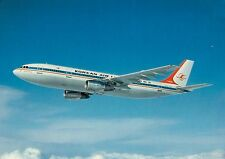 D0785mdt TransportA Korean Airlines Airbus A300 Aircraft postcard
