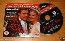 Ivana Trump: For Love Alone - engl. DVD - Sins & Passions