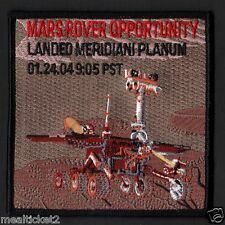 MARS Exploration ROVER OPPORTUNITY Mission NASA JPL SPACE PATCH