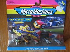 .#17 PRO CIRCUIT 500 COLLECTION MICRO MACHINES