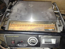 COMMERCIAL SUPERIOR PRESS AND GRILL PANINI MAKER/SANDWHICH GRILL