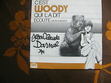 "SP JEAN CLAUDE DARNAL ""C'est Woody qui l''a dit""  Stef Production S.8279"