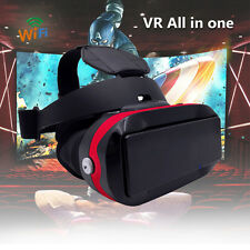 VR07R All-in-one 360°Virtual Reality Headset 3D VR Glasses 16GB/2GB 2K WIFI HOT