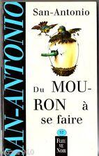 SAN-ANTONIO n°57 - DU MOURON A SE FAIRE - 04/1999 i2
