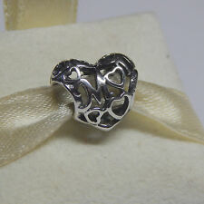 Authentic Pandora 791519 Motherly Love Bead Box Included