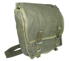 Polish Bread Bag: 5col Poland Military Surplus Shoulder Satchel EDC Go Bag