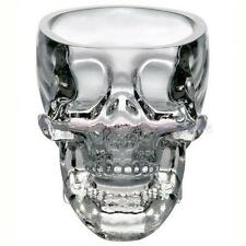 73ml Crystal Skull Head Vodka Shot Drinking Wine Glass Cup Home Bar Party