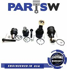 4 Ball Joints Suspension Kit for Ford Econoline E150 E250 E350 E-450 Vans SuperD