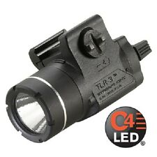 Streamlight 69220 TLR-3 Compact Rail Mounted Tactical Light LED Weaponlight