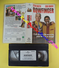 VHS film BOWFINGER 2000 Eddie Murphy Steve Martin UNIVERSAL (F103) no dvd