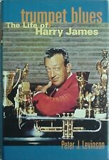 HARRY JAMES BIOGRAPHY, 1999 BOOK ***SIGNED***