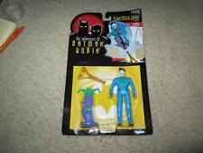 THE ADVENTURES OF BATMAN & ROBIN POGO STICK JOKER SEALED IN PACKAGE!!!! RARE
