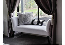2 SEATER BEDROOM BENCH SEAT, BED END SOFA, CHAIR, OTTOMAN, CHAISE
