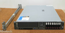 HP ProLiant DL380 G5 2x Dual-Core XEON 5130 2.00Ghz 6GB 8x 146GB 2U servidor en rack