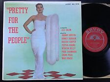 KENNY DORHAM Griffin Chambers Pepper PRETTY .. PEOPLE 1ST SAVOY 12118 LP DG Mint