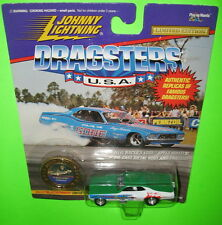 Johnny Lightning Dragsters USA '71 Revellution Ed McCulloch 1995 Series 1 #00341