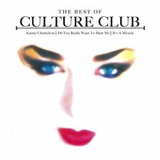 CULTURE CLUB: THE VERY BEST OF CD 16 GREATEST HITS / BOY GEORGE / SEALED