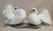 Rosenthal Double Doves Figurine by F Heidenreich