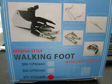 NEW WALKING FOOT ATTACHMENT TO FIT BERNINA 1030 SEWING MACHINES.