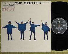 THE BEATLES, HELP! LP 1969 UK EX+/VG+ PCS 3071 LAMINATED FRONT SLEEVE
