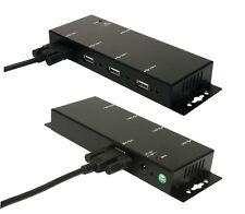 EXSYS EX-1166HMV - USB 2.0 HUB 4 Ports, verschraubbar