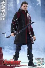 1/6 Avengers Age of Ultron Hawkeye Movie Masterpiece Hot Toys