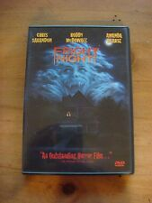 Fright Night - DVD 1985 - OOP/Rare - Widescreen & Full Screen Versions